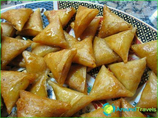 Perinteinen marokkolainen keittiö