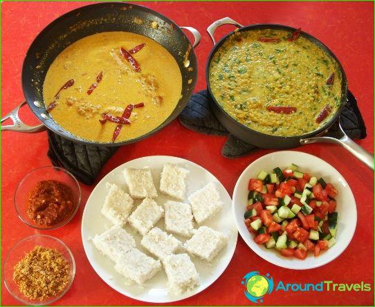 Sri Lankaanse traditionele keuken
