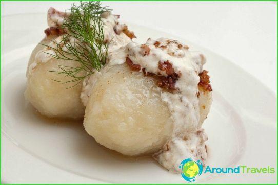 Liettuan perinteinen keittiö