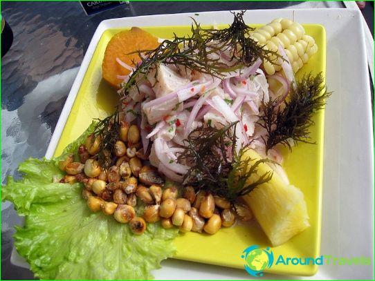 Traditionele Peruaanse keuken