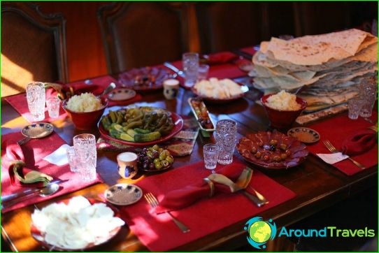 Armenian perinteinen keittiö