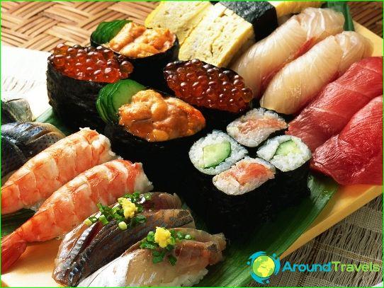 Japanilainen perinteinen keittiö