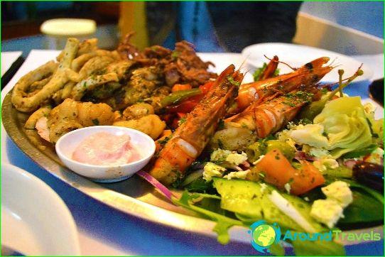 Perinteinen kyproslainen keittiö