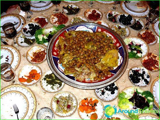 Tunisialainen perinteinen keittiö