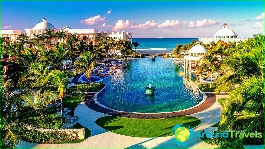 Parhaat lomakohteet Meksikossa