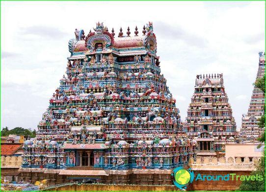 De beste resorts van India
