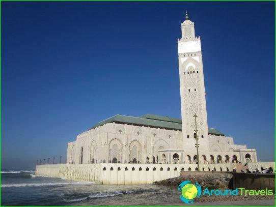 Marokon parhaat lomakohteet