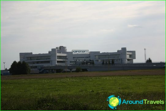 Lentokenttä Brest
