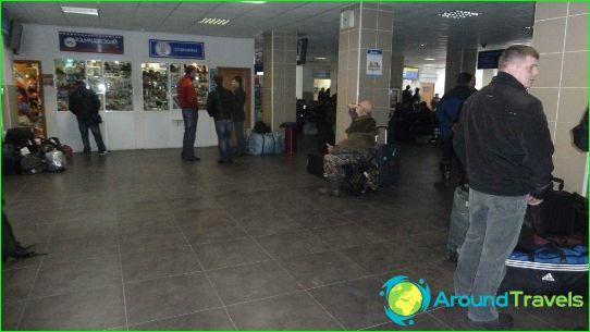 مطار بتروبافلوفسك كامتشاتسكي