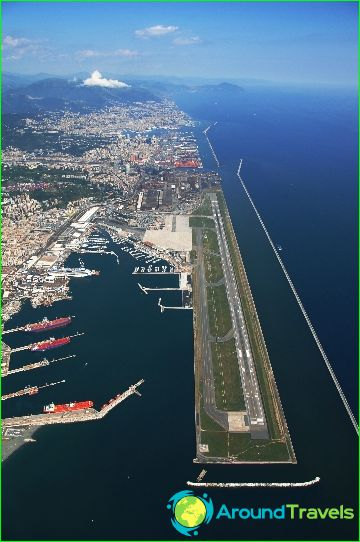 Luchthaven Genua