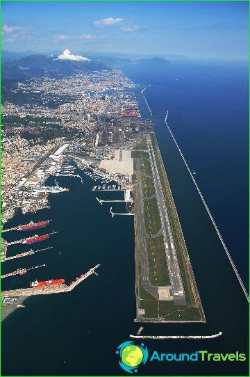 Летище в Генуа