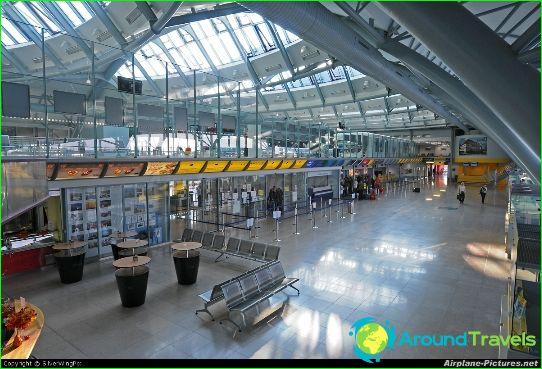 Lentokenttä Brno