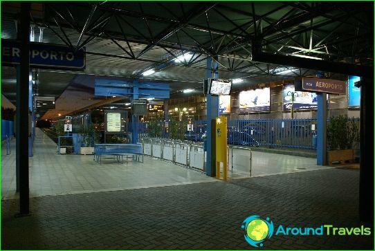 مطار بيزا
