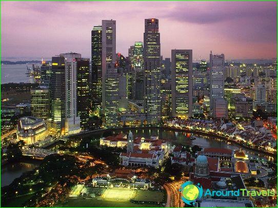 Самостоятелно пътуване до Сингапур