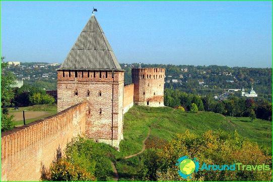 Excursies in Smolensk