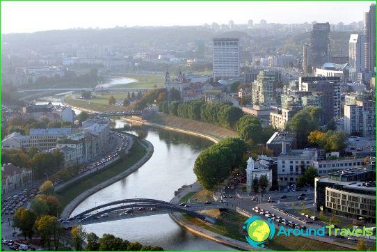 Utflykter i Vilnius