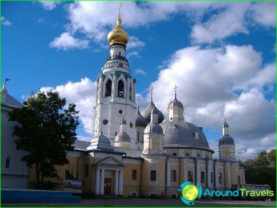 Retket Vologdassa