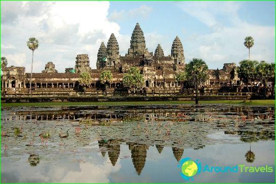 Почивки в Камбоджа през януари