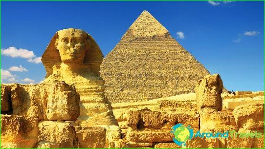 Mitä viedä Egyptiin