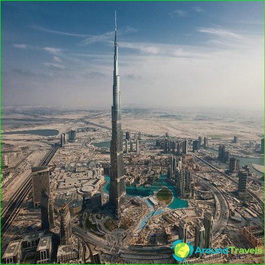 Какво да вземете в ОАЕ