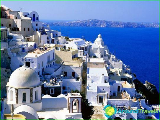 Mitä viedä Kreikkaan
