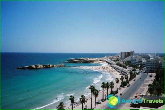 Mitä viedä Tunisiaan