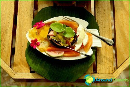 Seychellien perinteinen keittiö