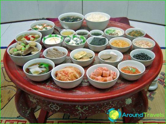 Традиционна южнокорейска кухня
