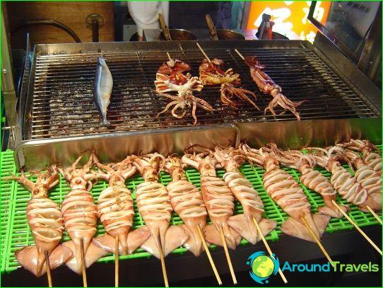 Taiwanin perinteinen keittiö