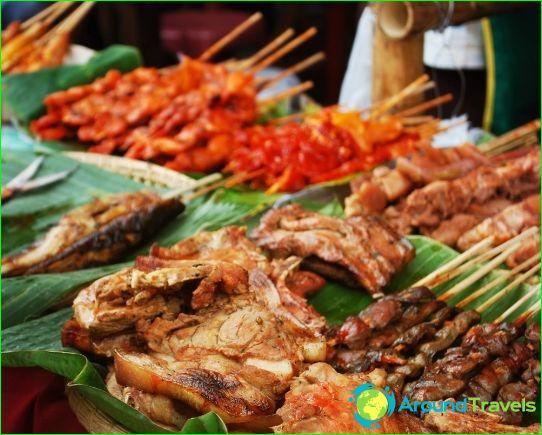 Perinteinen Filippiinien keittiö