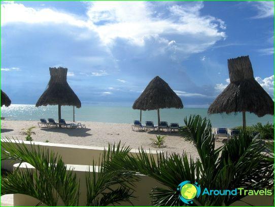 Vakantie in Mexico in november