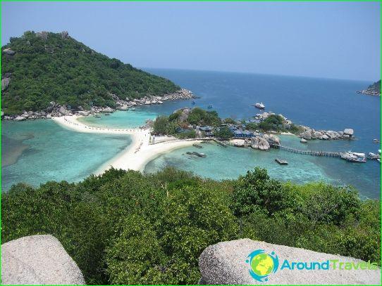 جزر تايلاند