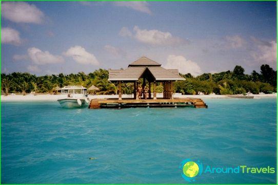 Vakantie op de Malediven in december