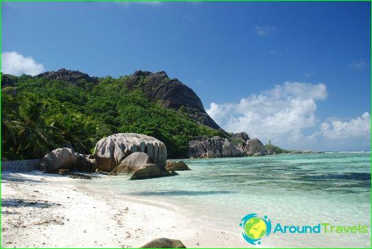 Lomat Seychellit joulukuussa