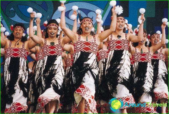 Nieuw-Zeelandse cultuur