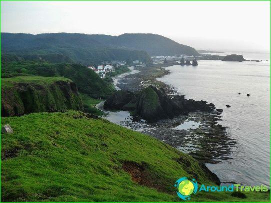 Тайвански острови