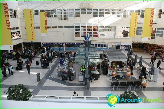 Летище в Берген