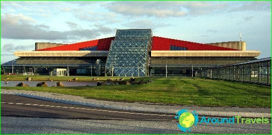 Reykjavikin lentokenttä