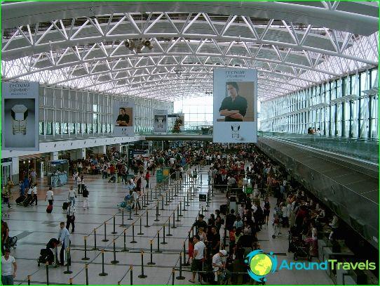 Buenos Aires flygplats