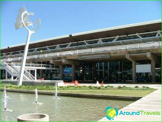 Lentokenttä Santiago