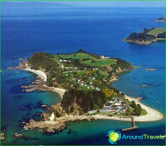 Uuden-Seelannin saaret
