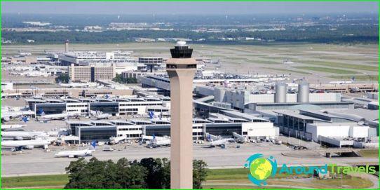مطار هيوستن
