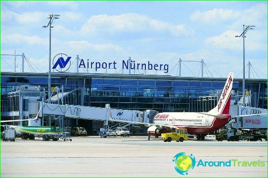Летище в Нюрнберг