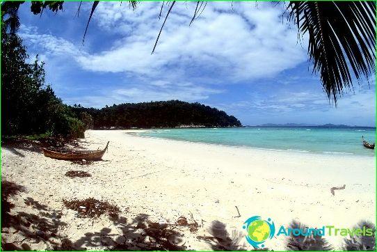 Thaimaan saaret