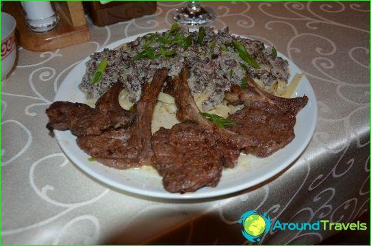 Традиционна кухня на Киргизстан