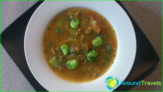 Turkmenistanin perinteinen keittiö