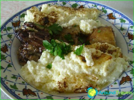 Albanian perinteinen keittiö