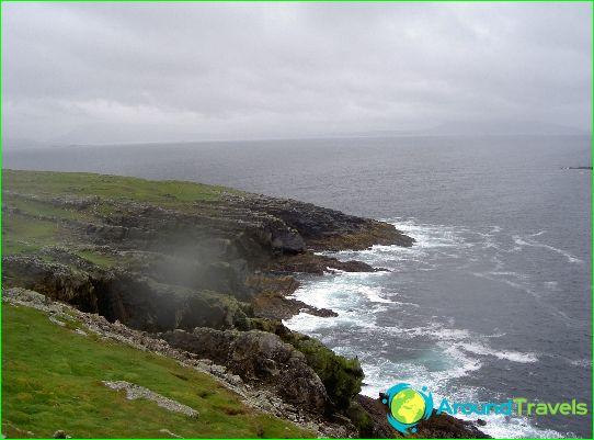 جزر أيرلندا