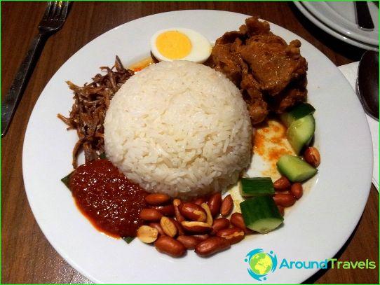 Традиционна малайзийска кухня