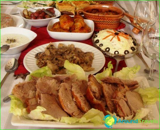 Makedonian perinteinen keittiö